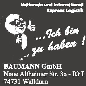 Logo Baumann GmbH